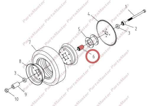motrec wiring diagram wiring diagram Motrec E 276 motrec wiring diagram all wiring diagramcentral spacer 2914012002 partsmaster inc 1996 e z go freedom golf cart