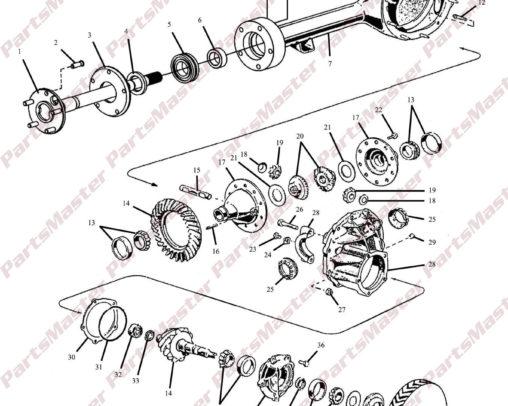 Motrec Wiring Diagram